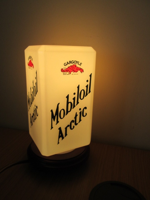 MOBIL Desk Lamp STUNNING ! WIRED ready to use