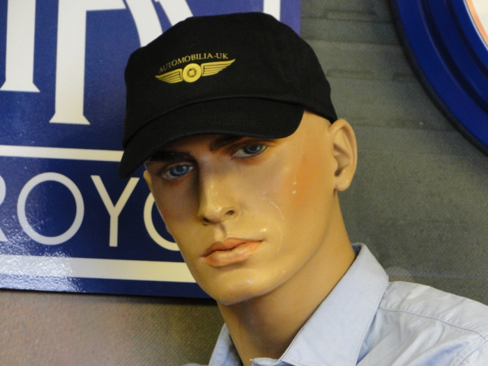 Automobilia-uk Baseball cap with free pen !