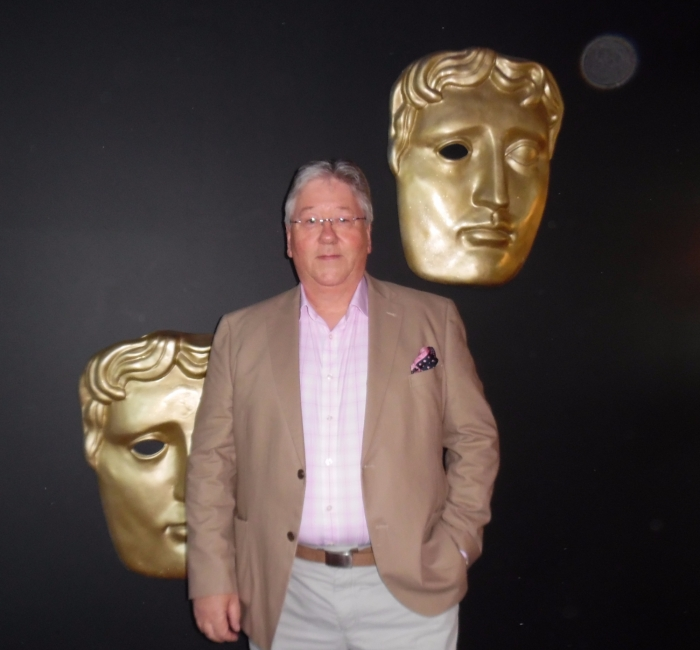 I get invite to BAFTA screening of film using our props