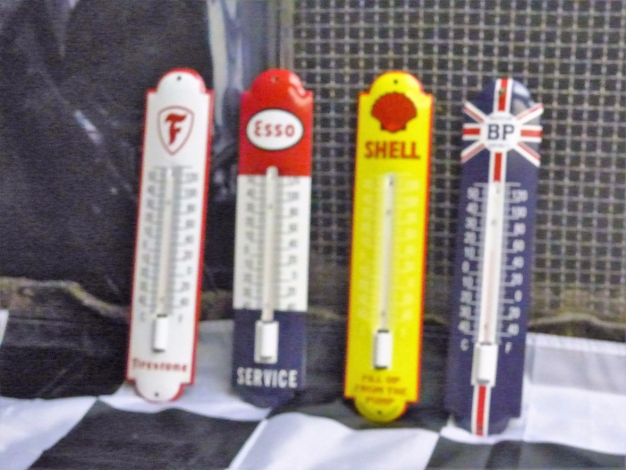 THERMOMETERS . ENAMEL selection available see photo