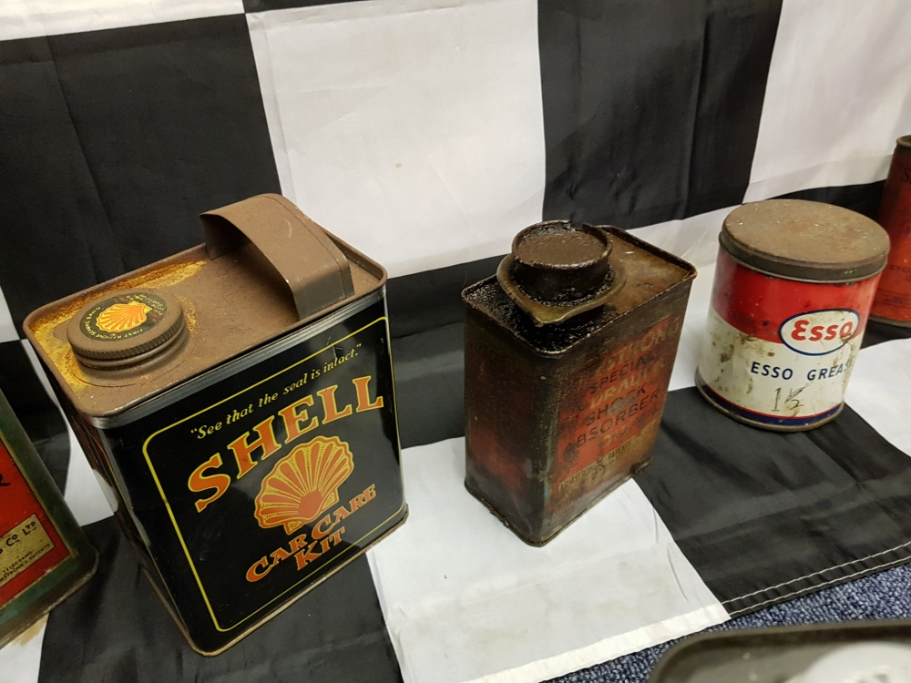 Armstronge Oil can with original rare cap