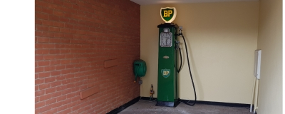 Sainsbury's pump finds new home