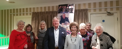 Market Harborough Ladies luncheon club