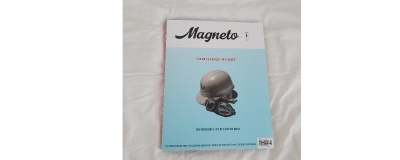 Our items appear in leading Magazine MAGNETO
