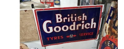 British Goodrich sells within 24 hours