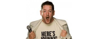 Johnny Vegas TV show we supply 88 items !