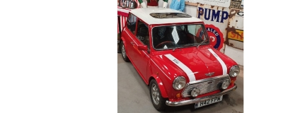 MINI COOPER RSP on sale OFFERS INVITED