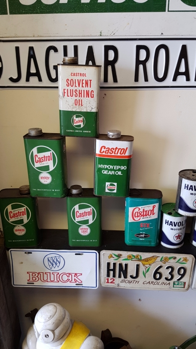 Castrol Flushing oil 2 pint can