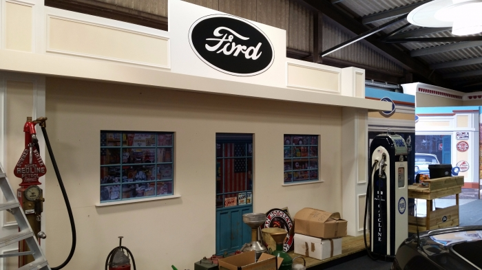 Goodwood for FORD UK
